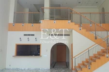 بنتهاوس 4 غرفة نوم للايجار في نخلة جميرا، دبي - 4 BR