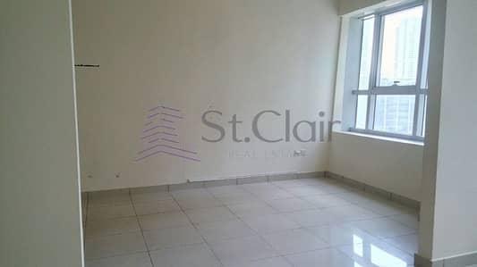1 Bedroom Flat for Rent in Jumeirah Lake Towers (JLT), Dubai - Spacious 1BR + Study | Near Metro | Community View