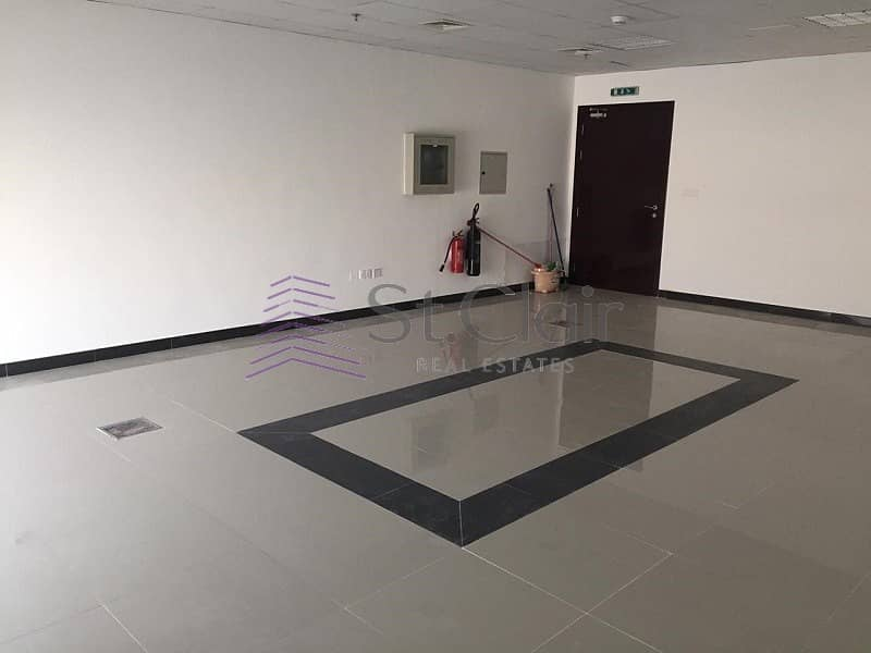 2 Fully Fitted Office | Low Floor | 1 Free Parking