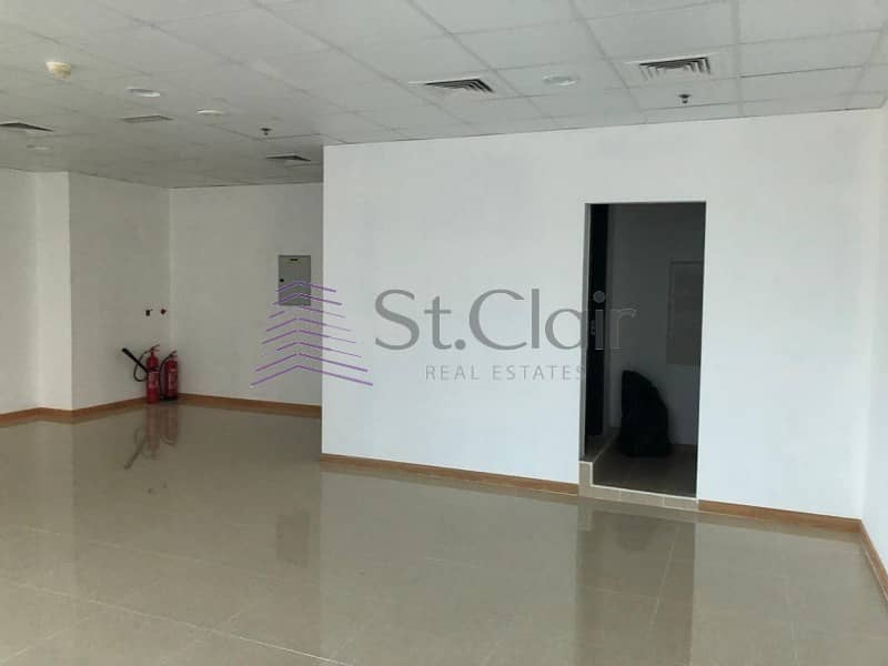 11 Fully Fitted Office | Low Floor | 1 Free Parking