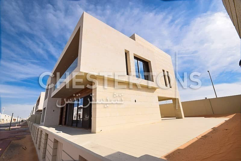 New Villa w/ 2 Fitted Kitchen/Facilities