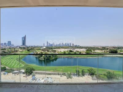 3 Bedroom Flat for Rent in The Hills, Dubai - Full Golf Course View | 3-Bed | Maid's Room