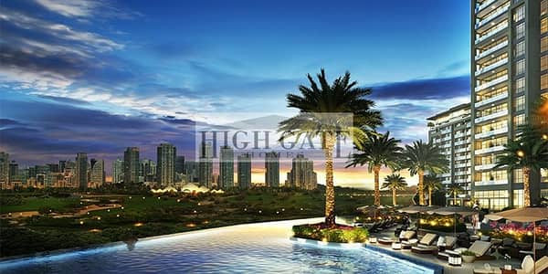 3 Bed Apartment Vida Residence The Hills