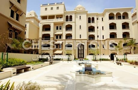 2 Bedroom Apartment for Rent in Saadiyat Island, Abu Dhabi - Ground Floor Apartment I Up to 4 Cheques