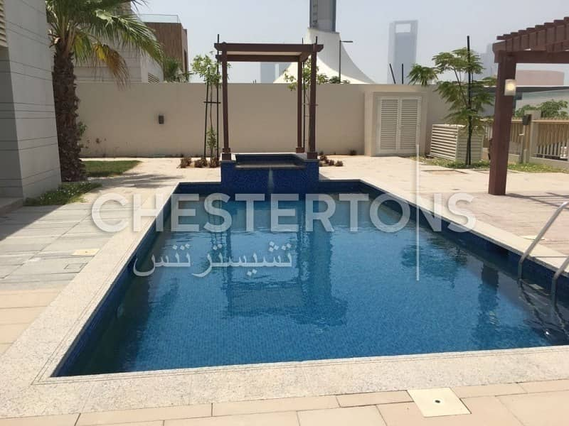 New Stand Alone Villa with Private  Pool