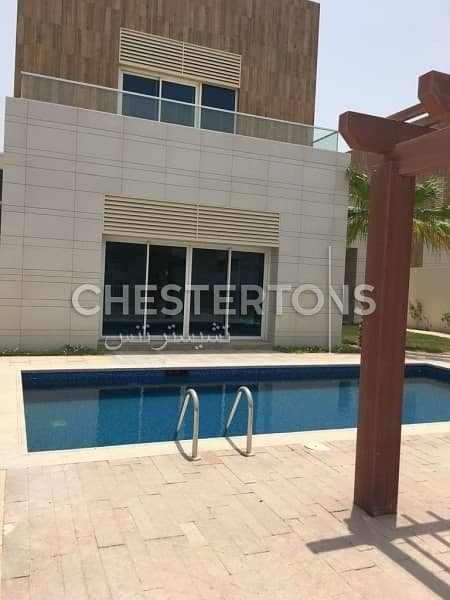 10 New Stand Alone Villa with Private  Pool