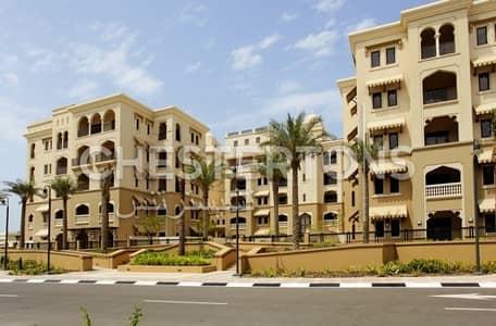 1 Bedroom Flat for Rent in Saadiyat Island, Abu Dhabi - Ground Floor I 4 Payments I With Garden