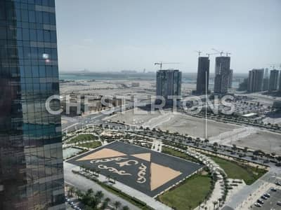 1 Bedroom Apartment for Rent in Al Reem Island, Abu Dhabi - Majestic Sea View I High Floor I Vacant Now