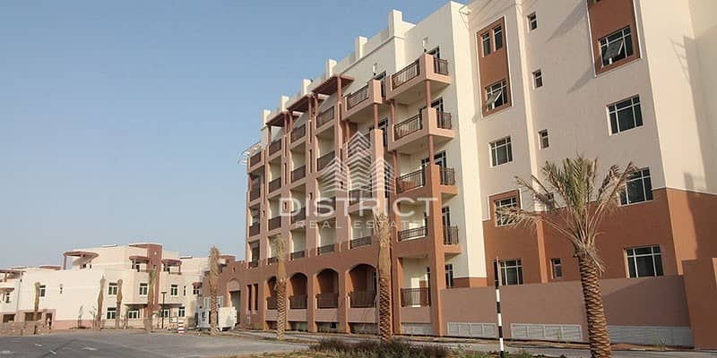 Vacant Now! High Quality Studio in Al Ghadeer