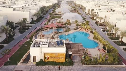فیلا 4 غرفة نوم للبيع في المدينة المستدامة، دبي - Zero Service Fee | Huge Villa | Sustainable City