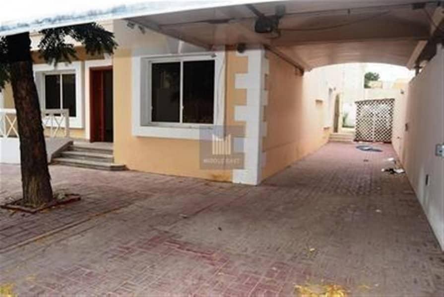 10 Beautiful 3 Bedroom Villa | Al Garhoud |
