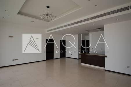 2 Bedroom Apartment for Sale in Palm Jumeirah, Dubai - Top Tiara Diamond 2 Bed w Panoramic View