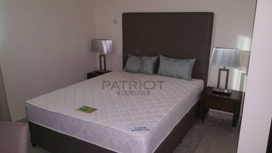 1 Bedroom Apartment for Rent in Dubai Sports City, Dubai - Pay 12  Chqs Luxury Furnished Cozy 1 Bedroom with Balcony