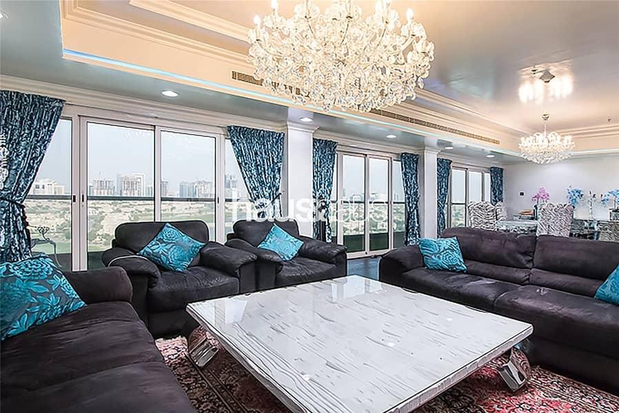 2 Golf Course Views | Designer 4 Bed penthouse