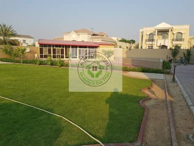 DEWA CONNECTED PRICE REDUCED VERY NICE 5 BED ROOM MAJLIS 2 KITCHEN GARDEN PARKING MAID ROOM