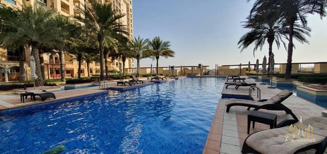 2 Bedroom Townhouse for Rent in Palm Jumeirah, Dubai - Sea View | Huge Unit | Palm Jumeirah