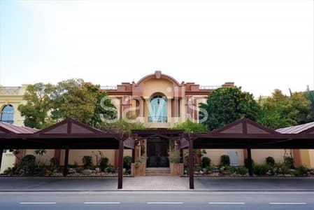 فیلا 6 غرفة نوم للبيع في الصفا، دبي - Private Luxury Villa in Superb Condition