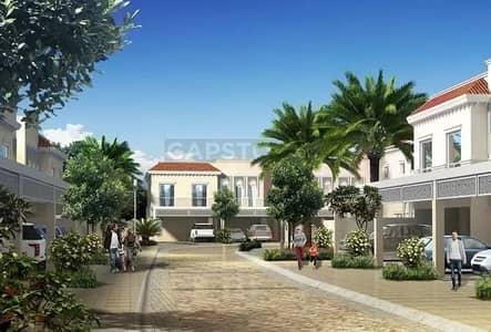 2 Bedroom Townhouse for Sale in Jumeirah Golf Estate, Dubai - Unique and Good Price 2 BR Alandalus Middle Unit