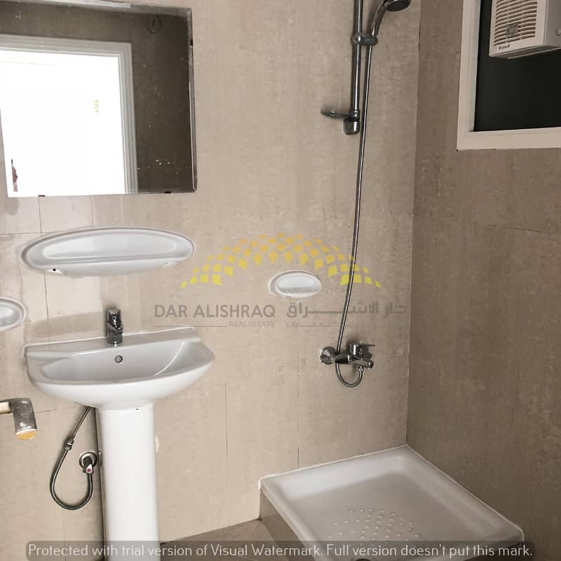 Cheapest 2 bedroom in Al khan with 12 Cheque payments