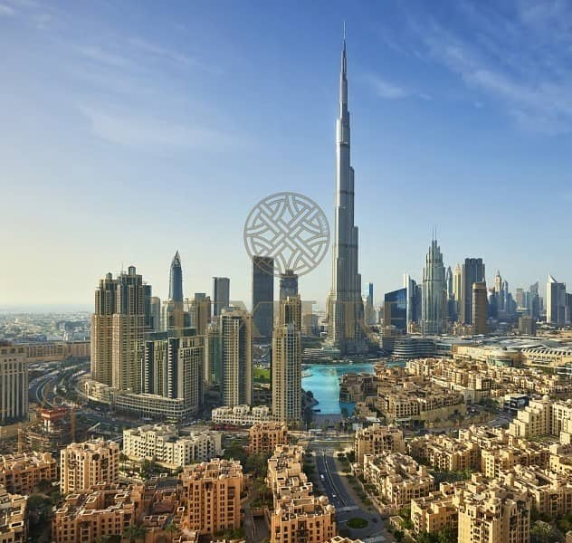 2 Last Investment Opportunity in the Heart of Dubai Down Town
