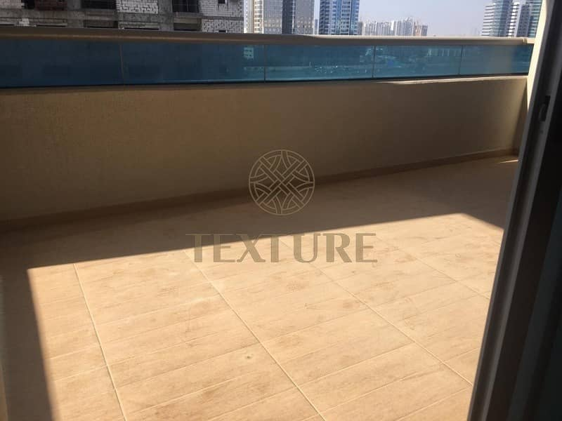 14 Semi-Furnished Two Bedroom with 2 Balconies