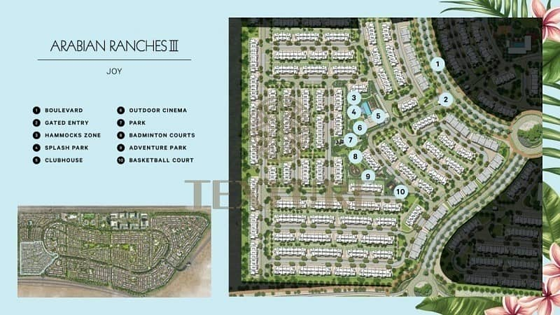 10 Invest now!!! Latest Arabian Ranches 3