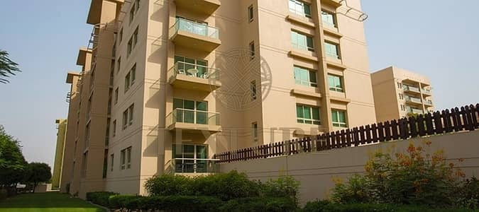 1 Bedroom Apartment for Sale in The Greens, Dubai - Amazing 1BR in Al Ghozlan with garden views