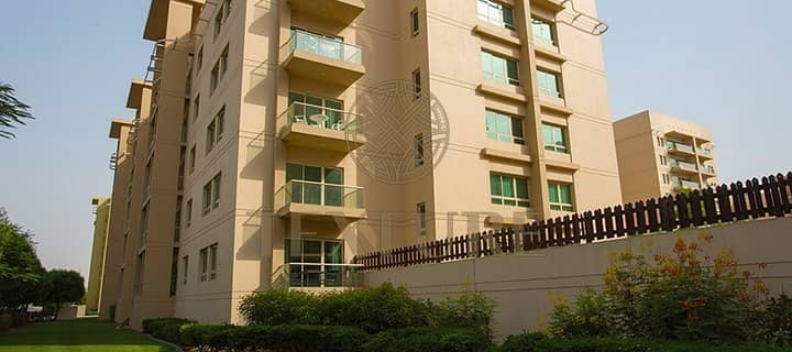 Amazing 1BR in Al Ghozlan with garden views
