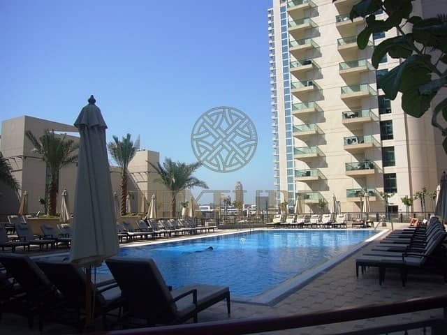 2 Amazing 1BR in Al Ghozlan with garden views