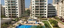 4 Amazing 1BR in Al Ghozlan with garden views