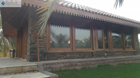 فیلا 4 غرفة نوم للايجار في الخوانیج، دبي - Long&Short Term Rental. Unique Farm. Al Khawaneej