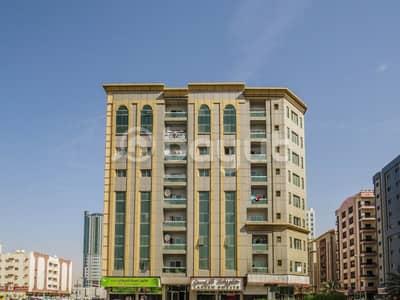 شقة 2 غرفة نوم للايجار في شارع الملك فيصل، عجمان - شقة في شارع الملك فيصل 2 غرف 31000 درهم - 4141396