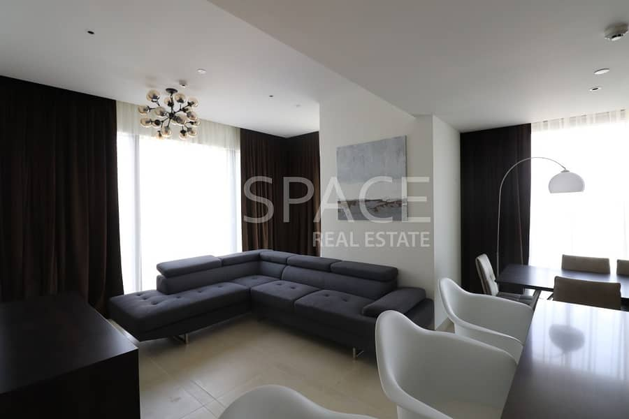 Fully Furnished | Luxury 2BR | Ready Now