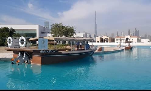 فلیٹ 1 غرفة نوم للبيع في مدينة محمد بن راشد، دبي - luxury apartment with lagoon view