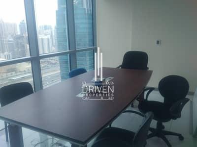 مکتب  للايجار في أبراج بحيرات جميرا، دبي - Ready to move-in office in Indigo Icon JLT