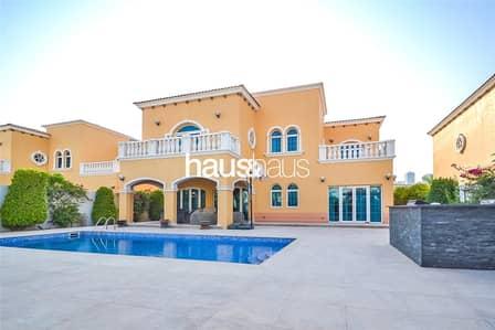 فیلا 5 غرفة نوم للبيع في جميرا بارك، دبي - District 2 | Owner Occupied | Offers Welcome