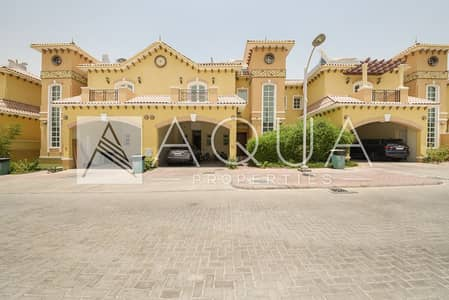 3 Bedroom Townhouse for Rent in Dubai Sports City, Dubai - Lovely Gallery TH 3 Bedroom + Maids Room