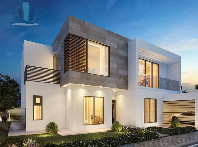 Own Villa 3 Bedrooms plus maidroom In Sharjah