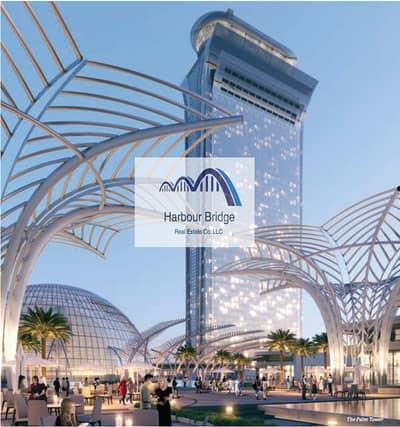 استوديو  للبيع في نخلة جميرا، دبي - Amazing Studio -7years Payment Plan-  The Palm Tower