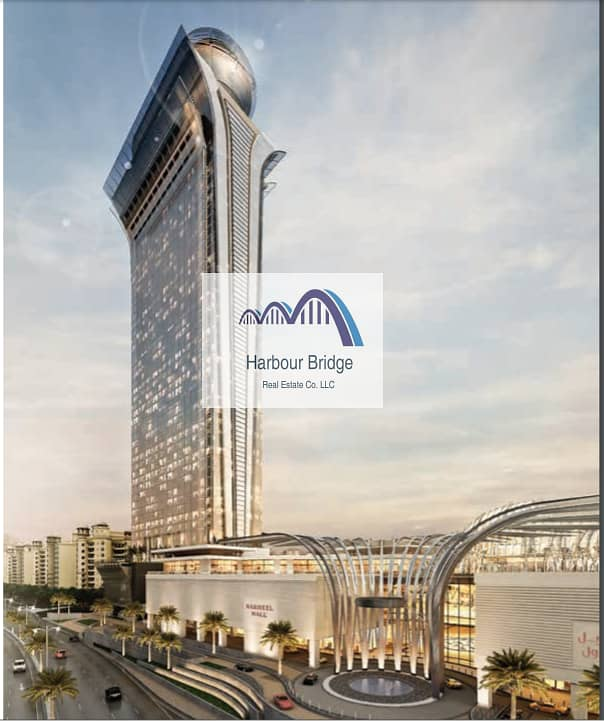 9 No Service Charge for 5 Years|1BR  at The Palm Tower