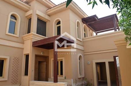فیلا 4 غرفة نوم للايجار في حدائق الجولف في الراحة، أبوظبي - 4BR Villa w/ Private Pool + Garden