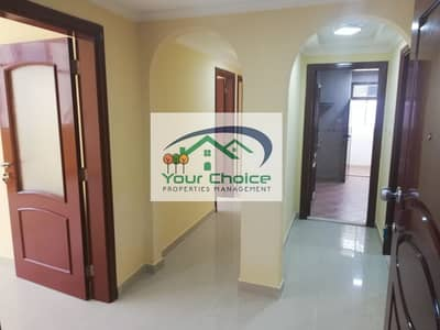 شقة 2 غرفة نوم للايجار في آل نهيان، أبوظبي - Affordable and Spacious 2 Bedrrom with Balcony & Store Room for only 58