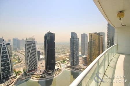 فلیٹ 3 غرفة نوم للبيع في أبراج بحيرات جميرا، دبي - Vacant | 3 Bed | Lake Views | High Floor