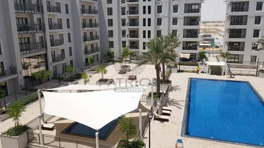 2 Bedroom Flat for Rent in Town Square, Dubai - Pool View | Boulevard View | Excellent 2 BR in Townsquare