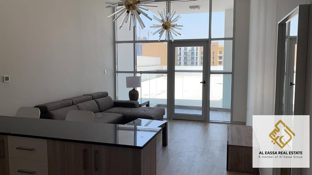 2 One bedroom fully furnished apartment in JVC for rent