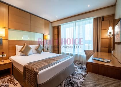 1 Bedroom Apartment for Rent in Sheikh Zayed Road, Dubai - Luxury Furnished 1BR Property|Fully Serviced
