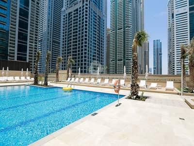 شقة 1 غرفة نوم للايجار في دبي مارينا، دبي - Modern luxury property with Direct Marina Views