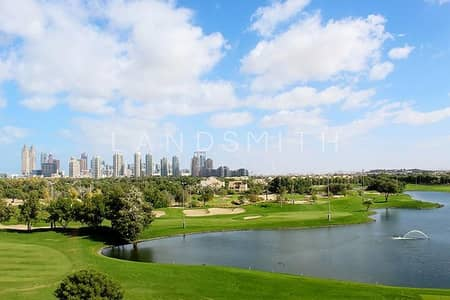 3 Bedroom Apartment for Rent in The Hills, Dubai - The Best Golf Course View 3 BR Apartment