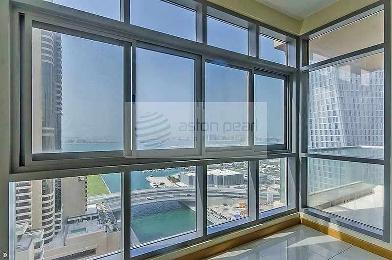 Vacant Now 2 BR with 2 Balconies | Full Sea View