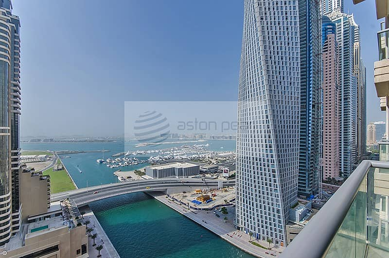 2 Vacant Now 2 BR with 2 Balconies | Full Sea View